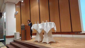 3 NV_3 Netzwerktreffen 2017-Senatorin Ramona Popp