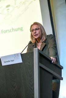 Senatorin Cornelia Yzer